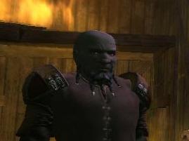 Dying gray dwarf
