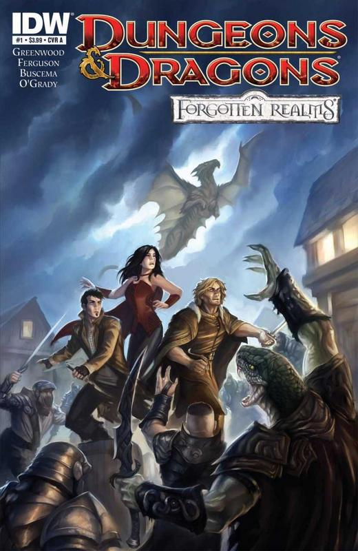 Dungeons & Dragons: Forgotten Realms 1