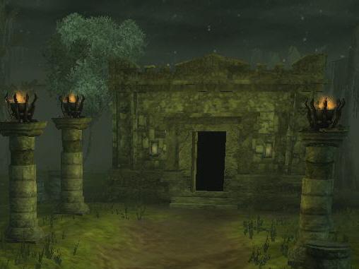 Swamp ruins (Mere of Dead Men)