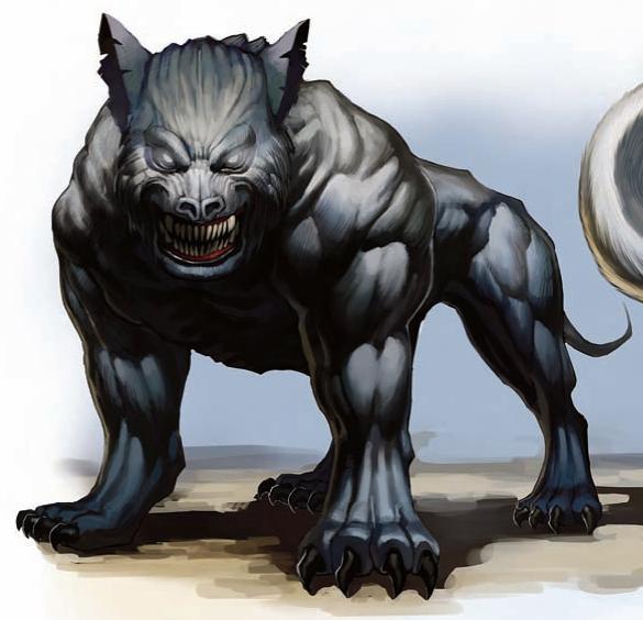 Shadow mastiff