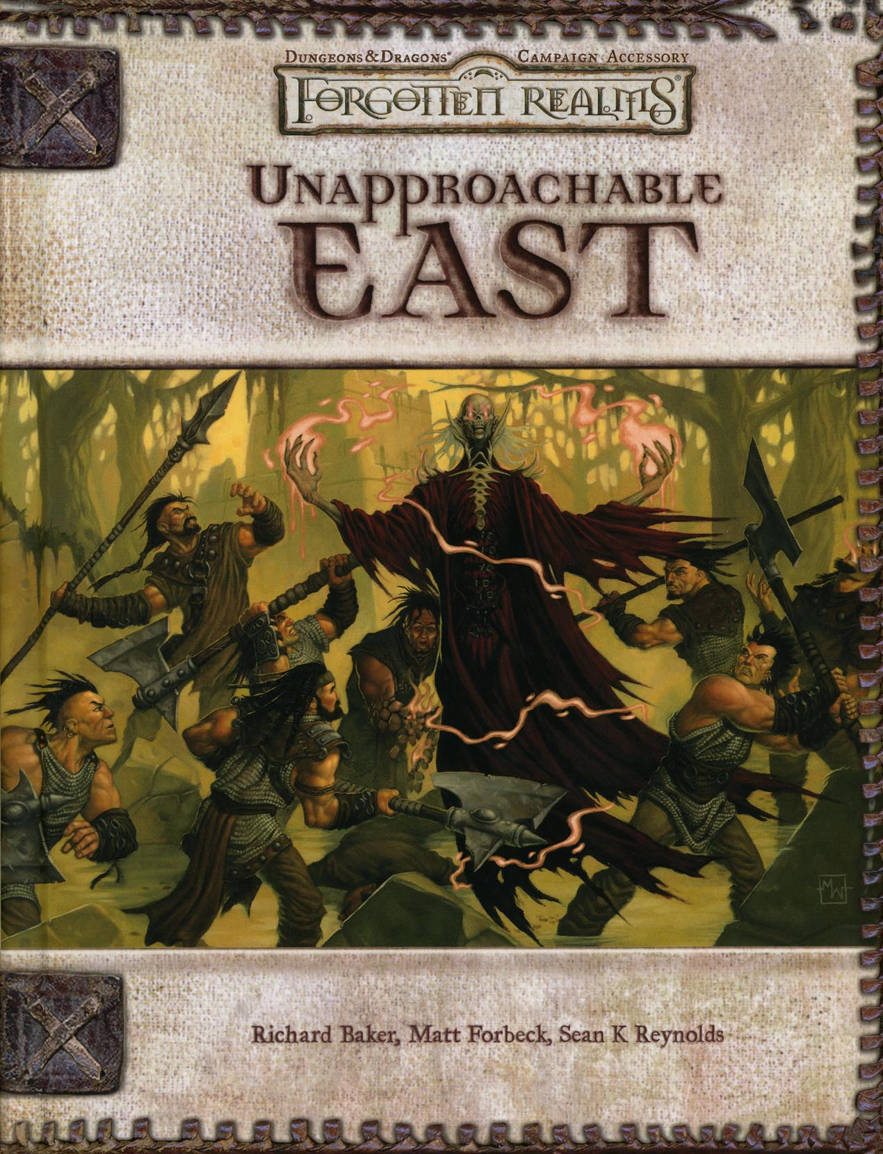 Unapproachable East (sourcebook)