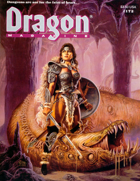 Dragon magazine 172