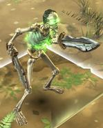 Skeleton chult