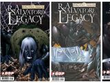 The Legend of Drizzt: The Legacy (graphic novel)