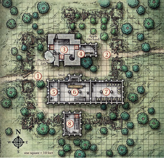 Phylund Hunting Lodge