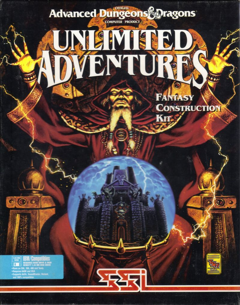 Forgotten Realms Unlimited Adventures