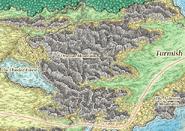 Orsraun Mountains 5e