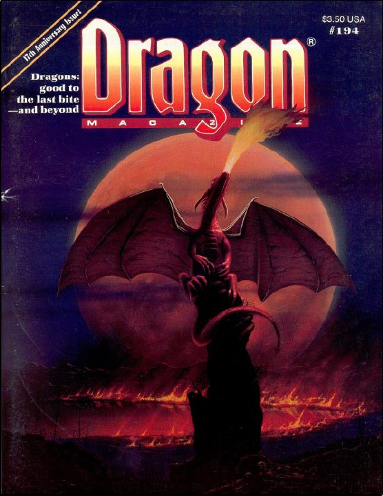 Dragon magazine 194