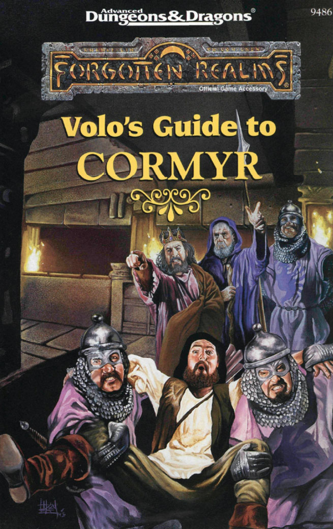 Volo's Guide to Cormyr