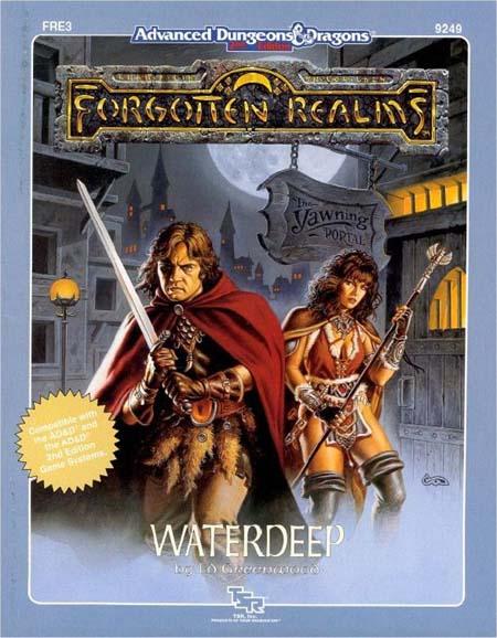 Waterdeep (adventure)