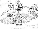 Cloud palace