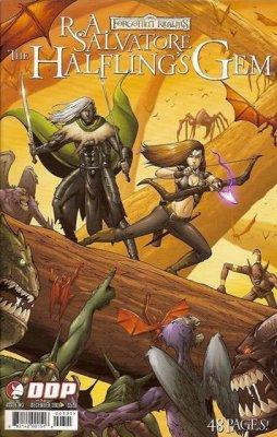 Halfling's Gem comic issue 3 cover.jpg
