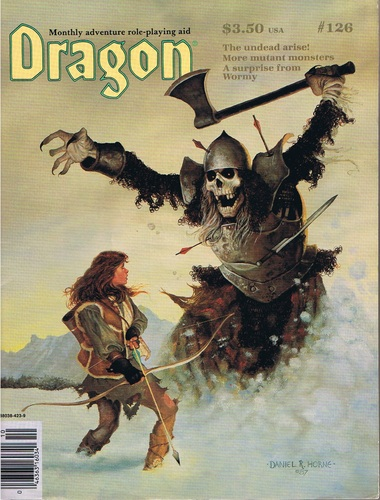 Dragon magazine 126