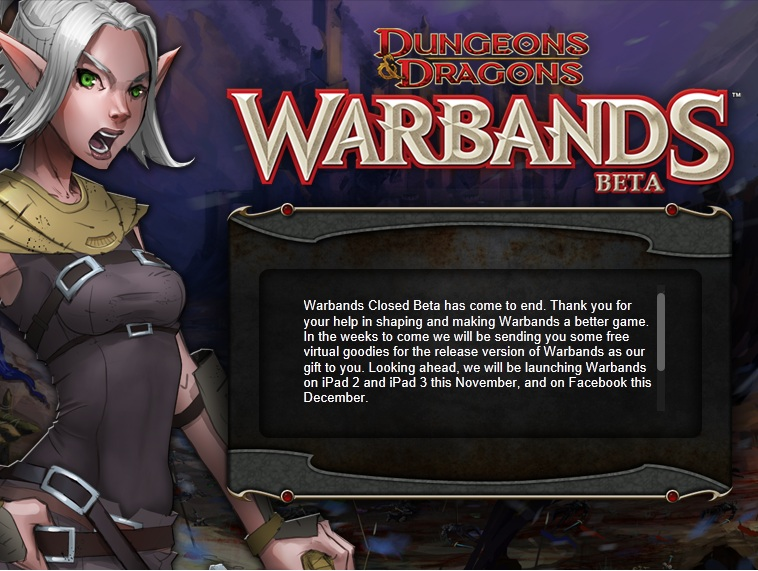 Dungeons & Dragons: Warbands