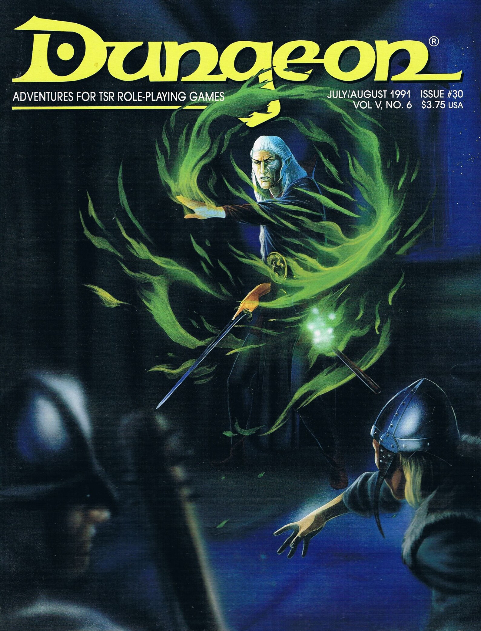 Dungeon magazine 30