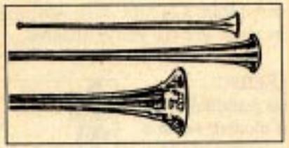 Fanfare horn
