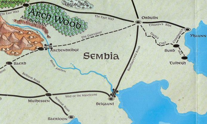 Belduuk Road