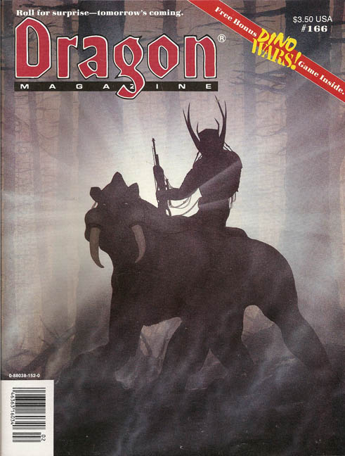 Dragon magazine 166