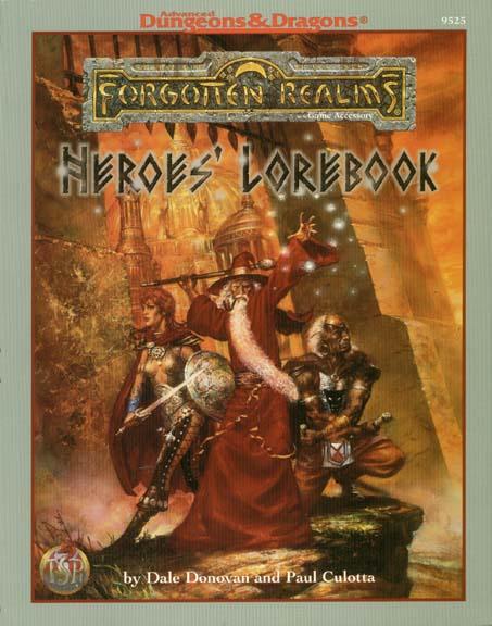 Heroes' Lorebook