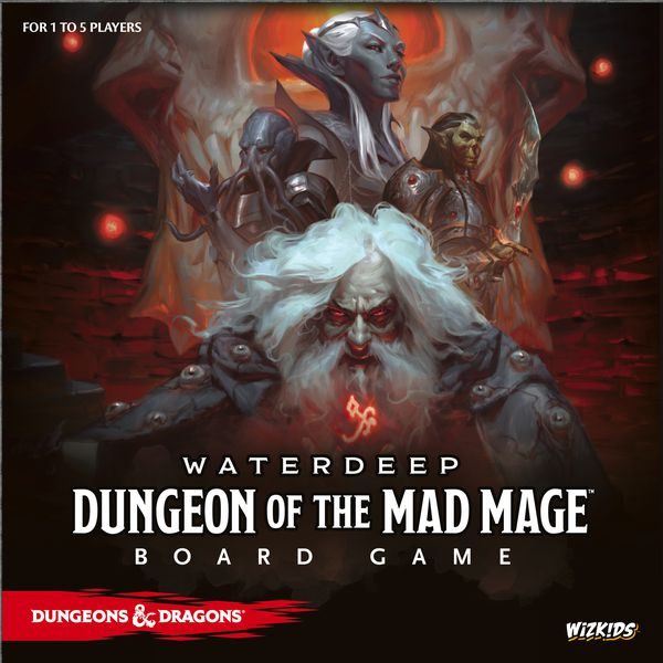 Waterdeep: Dungeon of the Mad Mage (board game)