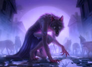 Werewolf Pack Leader AFR