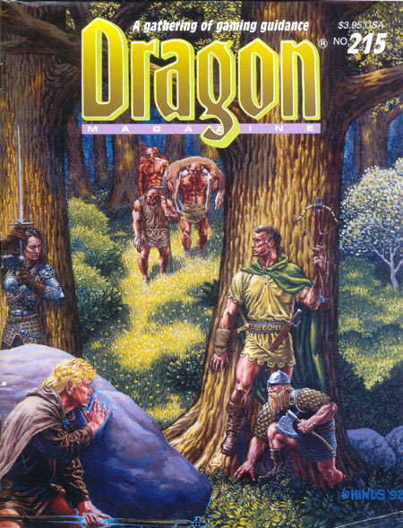 Dragon magazine 215