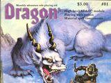 Dragon magazine 81