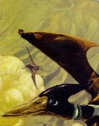 Saurial flyer dragon mag