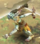 Blue batiri goblin
