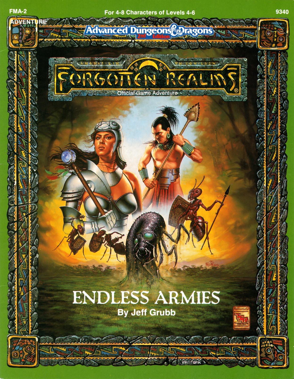 Endless Armies