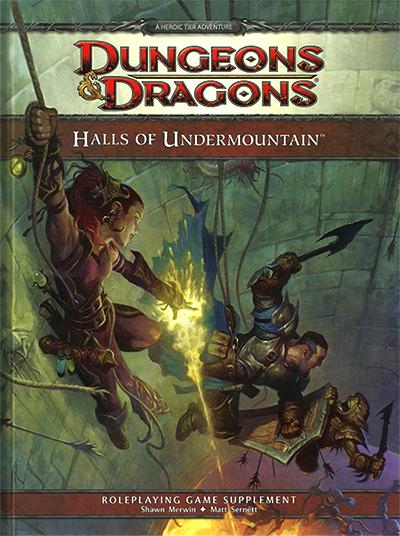 Halls of Undermountain