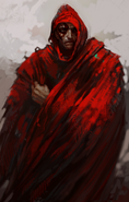 Red wizard Icewind dale
