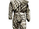 Padded armor