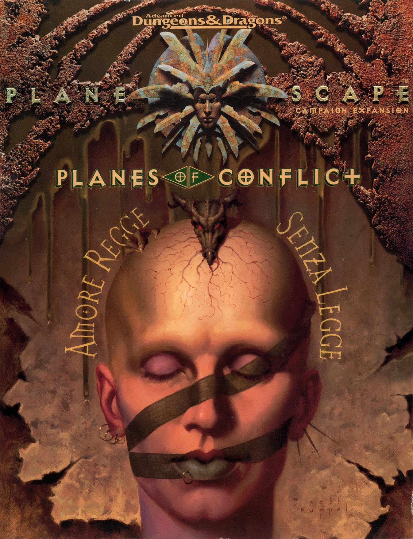 Planes of Conflict (boxed set)