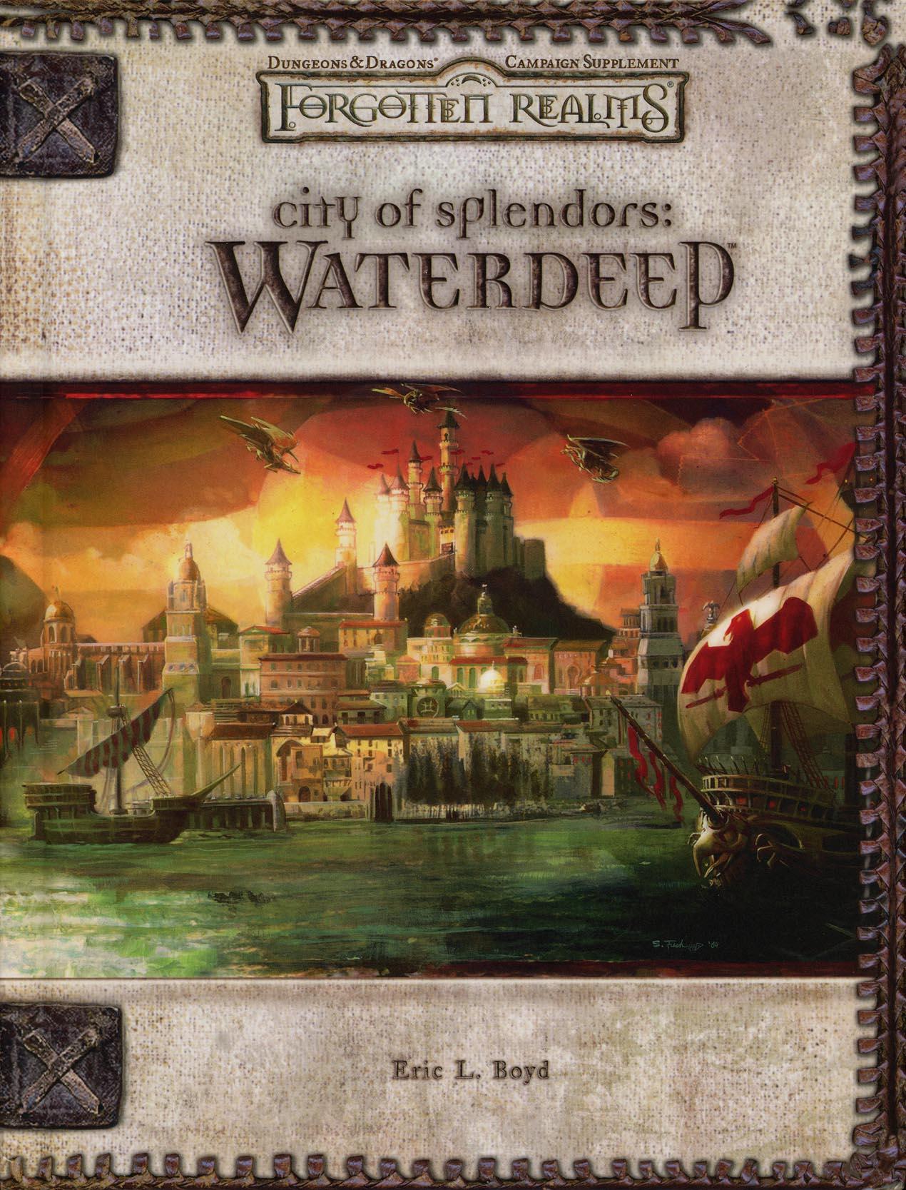 City of Splendors: Waterdeep