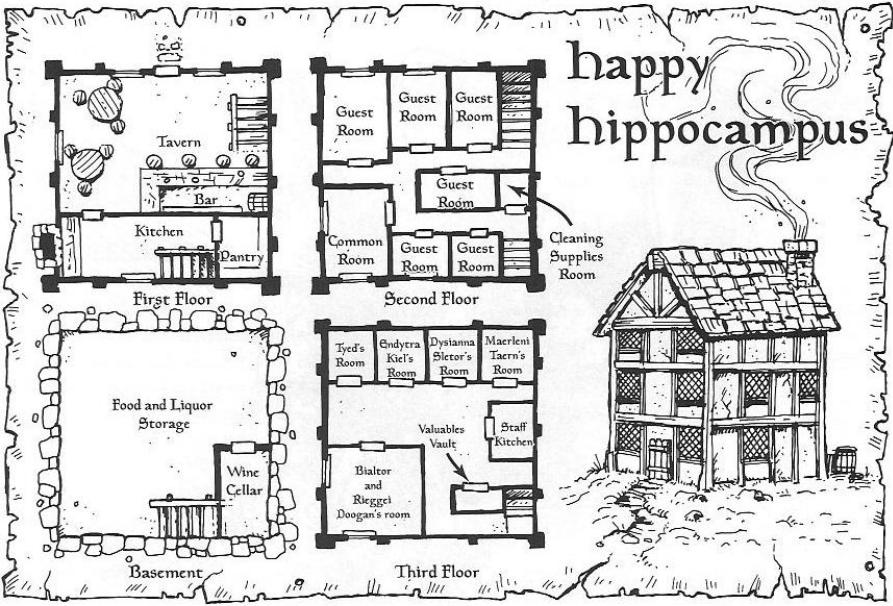 Happy Hippocampus