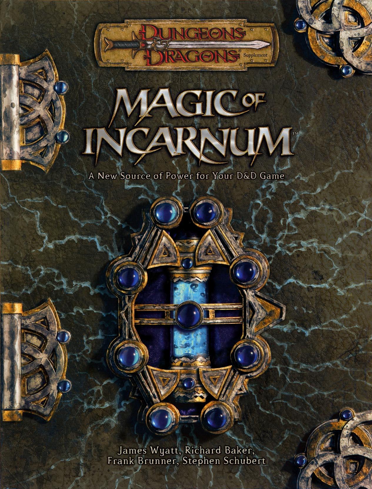 Magic of Incarnum