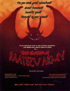 Blood war poster-2e