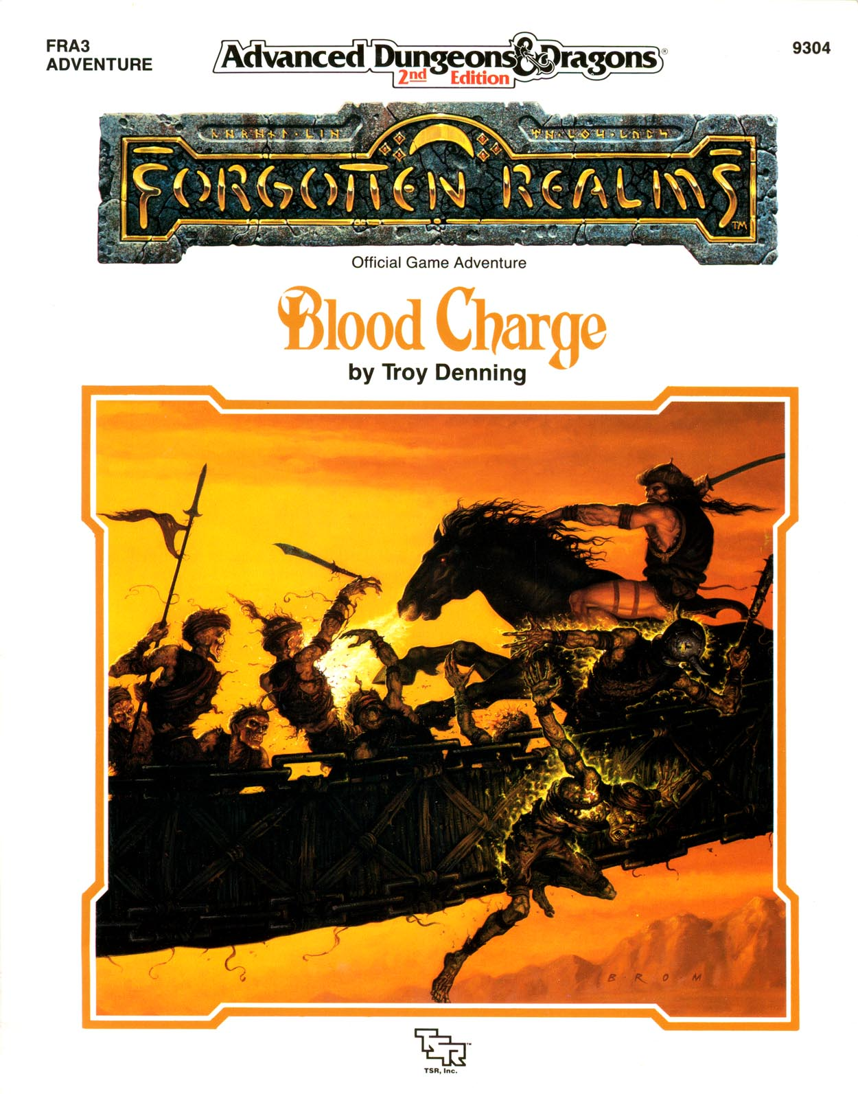 Blood Charge