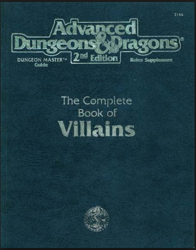 The Complete Book of Villains