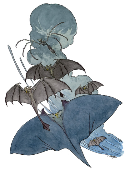 Deep bat