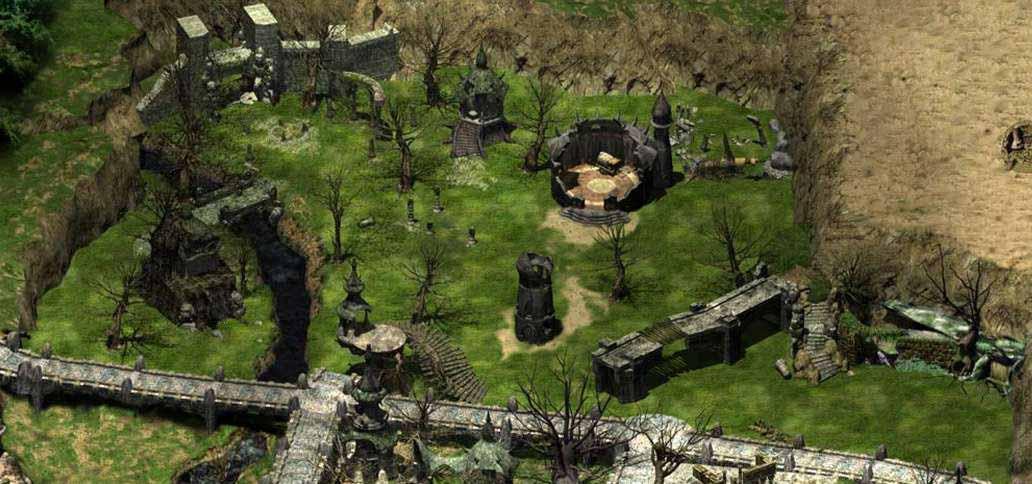 Stillwater Ruins