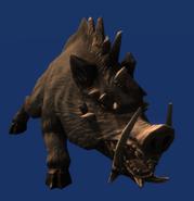 Neverwinter Nights 2 - Creatures - Dire Boar