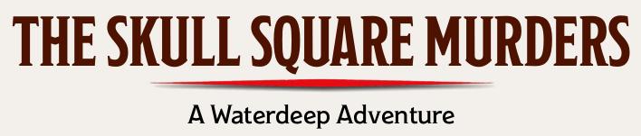 The Skull Square Murders