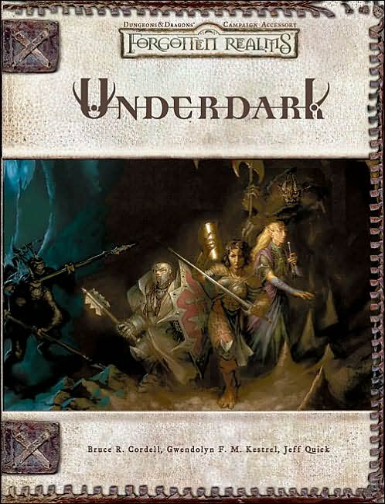 Underdark (sourcebook)