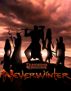 Neverwinter game cover