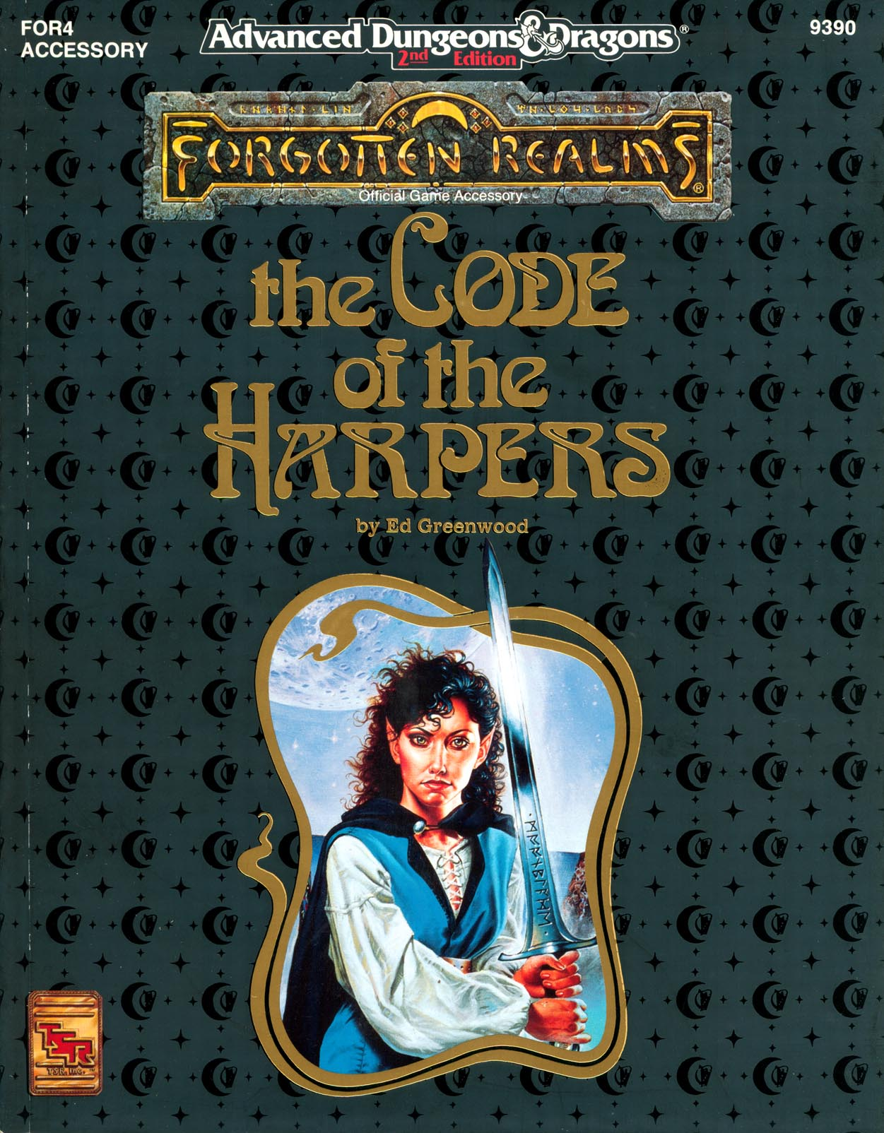 The Code of the Harpers