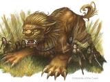 Foo lion