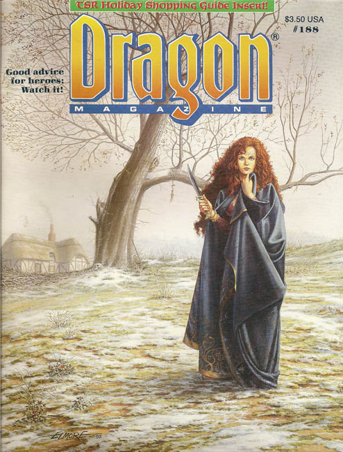 Dragon magazine 188