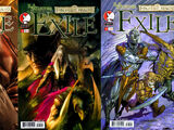 The Legend of Drizzt: Exile (graphic novel)
